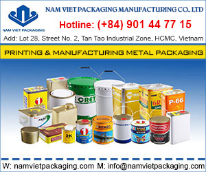 Nam Viet Packaging Production Company Limited